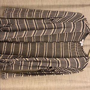 LuLaRoe duster cardigan